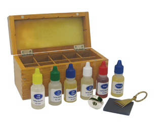 Deluxe Gold Test Acid Kit