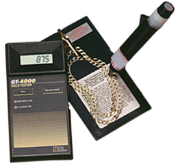 Gold Tester GT-4000 Tri-Electronics